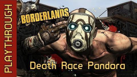 Death Race Pandora