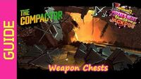 Weapon Chests Guide - The Compactor