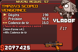 TMP2-V3 Scoped Vengeance