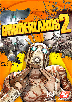 Boderlands 2 - Boxart