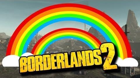 Borderlands 2 - Двойная радуга