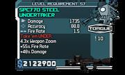 SPC770 Steel Undertaker