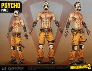 BL3 Cosplay Guide Psycho Male-images (2)