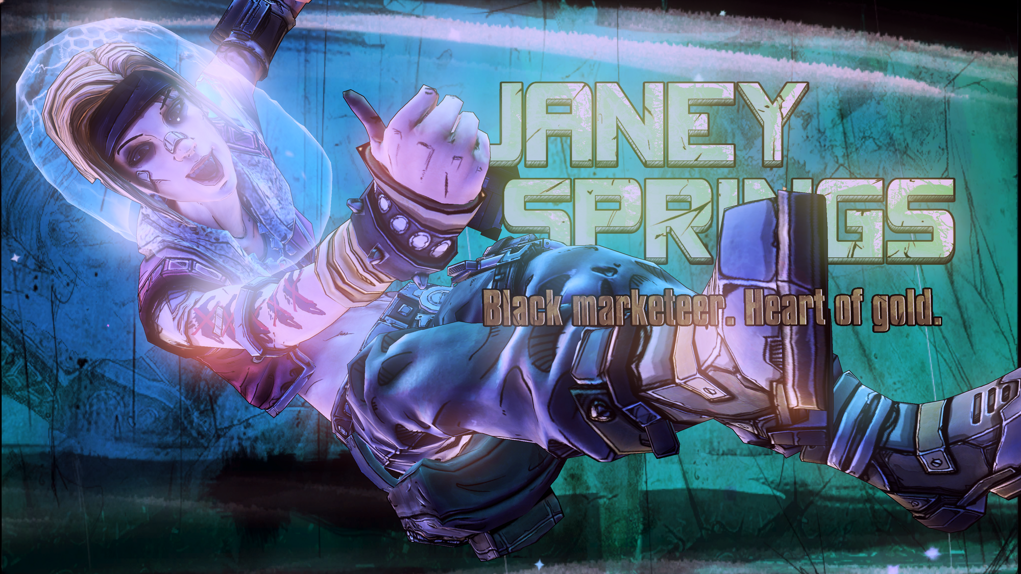 Janey Springs | Borderlands Wiki | FANDOM powered by Wikia