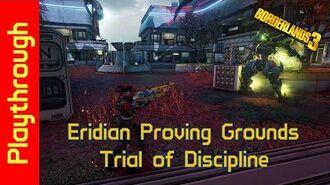 Trial of Discipline
