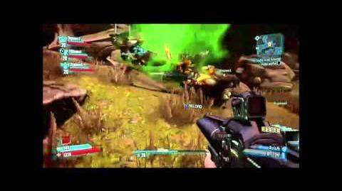 Borderlands 2 PAX 2012 LiveStream - Maya Gameplay