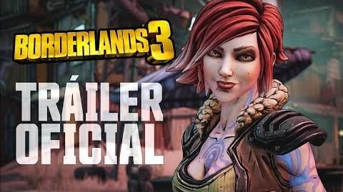 Borderlands 3 - Tráiler oficial