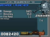 Grenade Launcher