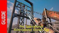 The Splinterlands Rollercoaster Easter Egg