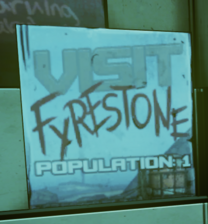 Fyrestone-Population