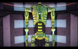 TftB ndoskelton robotic