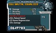 Fry EQ11 Brutal Equalizer