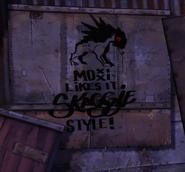 Graffiti №5