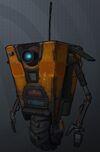 Vault Hunter Prime Claptrap