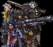 Squad-chars