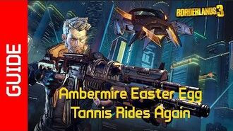 Ambermire Easter Egg