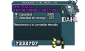 DHL-700XC Impenetrable Dilution Shield
