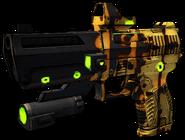 Gun rarity orange