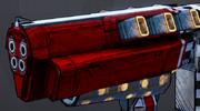 Shotgun torgue barrel