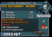 38 sv2 incendiary savior*
