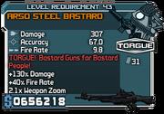 Ar50 steel bastard