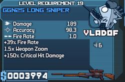 GGN25LongSniper