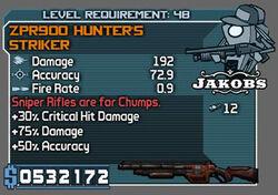 Hunters Striker
