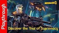 Discover the Trial of Supremacy