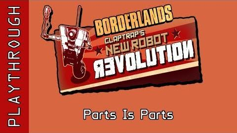 Parts Is Parts | Borderlands Wiki | FANDOM powered by Wikia