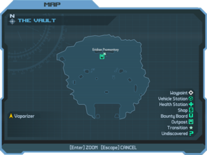 The Vault Map