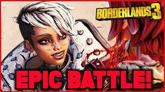 LILITH VS. CALYPSO TWINS! New Borderlands 3 Gameplay - Lilith Loses Powers Borderlands 3 Cutscenes