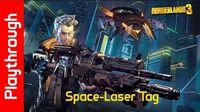 Space-Laser Tag