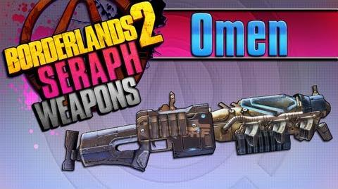 BORDERLANDS 2 *Omen* Seraph Weapons Guide!!! *Tiny Tina DLC*