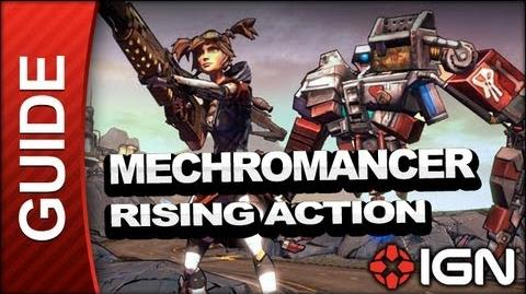Borderlands 2 Mechromancer Walkthrough - Rising Action - Part 8
