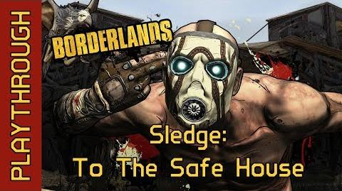Sledge To The Safe House