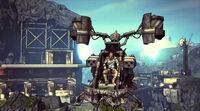 BL2 flying bandit vehicle