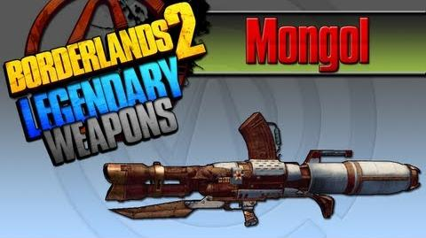BORDERLANDS 2 *Mongol* Legendary Weapons Guide