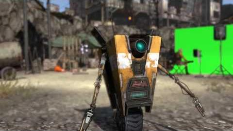 Borderlands Claptrap Web Series ep