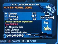 HVY29 PEARL OGRE