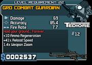 22 GRD Combat Guardian*