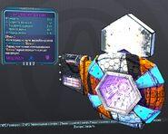 BorderlandsPreSeщитЭлектрическая Волна (12) фиолетовый шок
