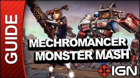 Monster Mash (Part 1) - Mechromancer Walkthrough