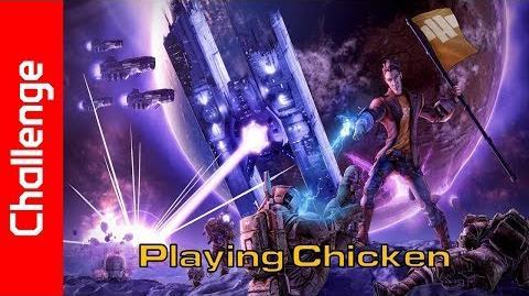 Playing Chicken