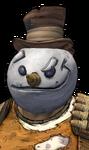 Голова - Снежная проблема