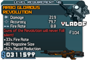 Ar80 glorious revolution 46