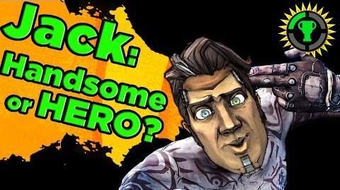 Game Theory Handsome Jack, Monster or Misunderstood? (Borderlands 2 The Pre-Sequel!)
