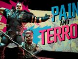 Pain and Terror