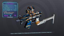 Dead-Eye Ender 70 Purple Cryo