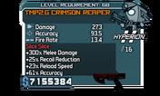 TMP2.G Crimson Reaper