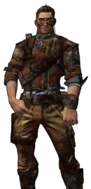 BL2-Axton-Skin-Bandit Blood and Rust